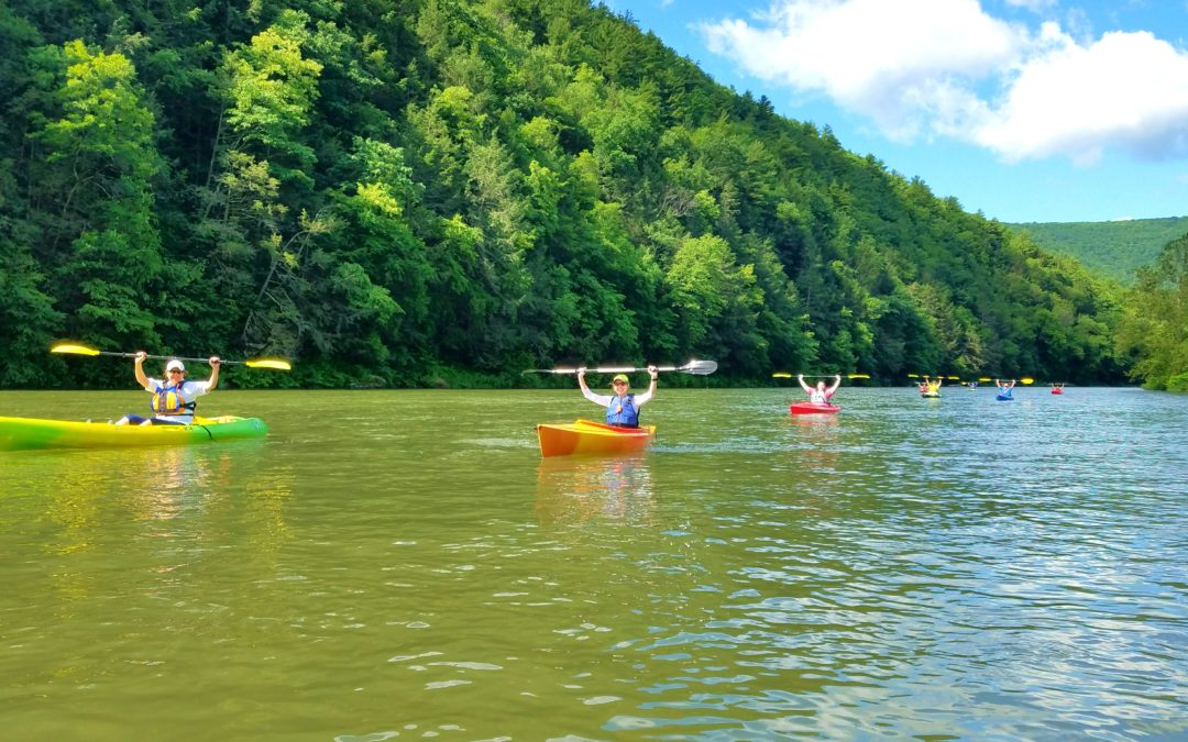 Kayaking 101: Instructions From a National Champion Kayak Racer