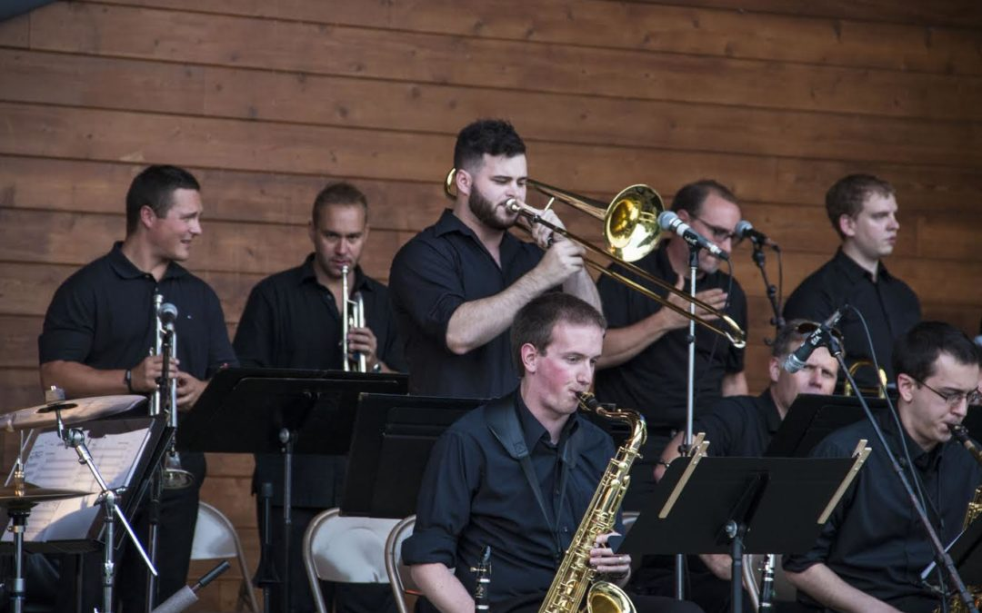 All Star Big Band in Brockway