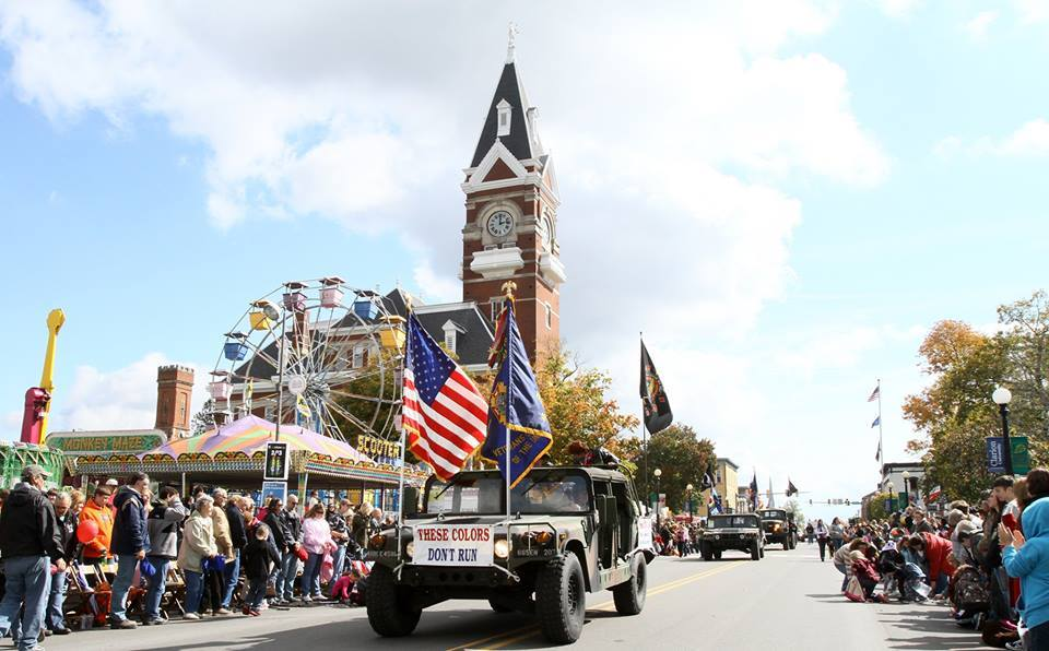 64th Annual Autumn Leaf Festival