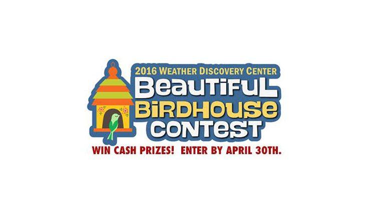 Beautiful Birdhouse Contest