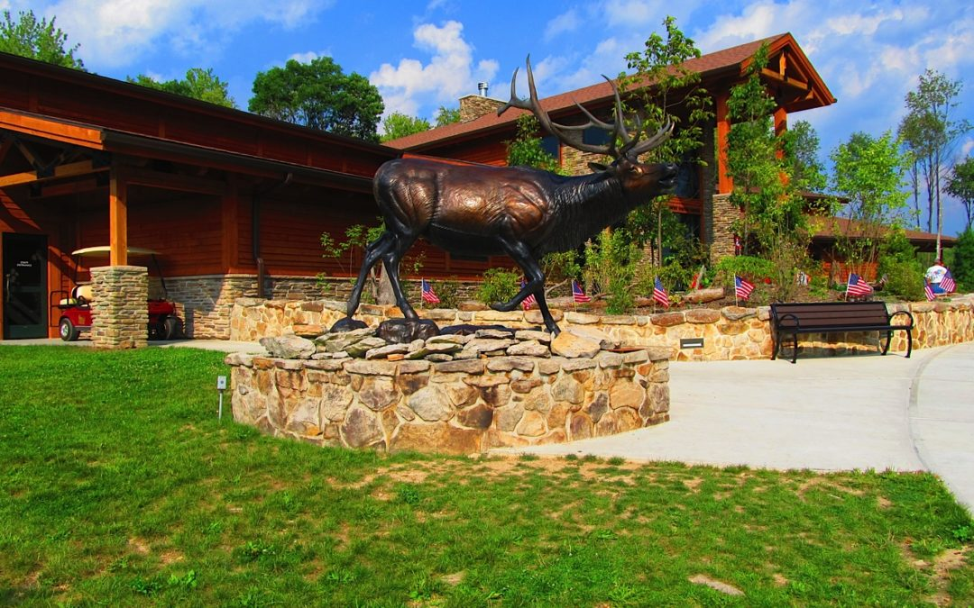 PA Great Outdoors Minute – Elk Country Visitor Center