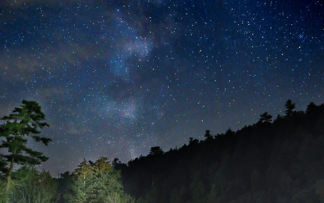 Seeing Stars in the Pennsylvania Great Outdoors