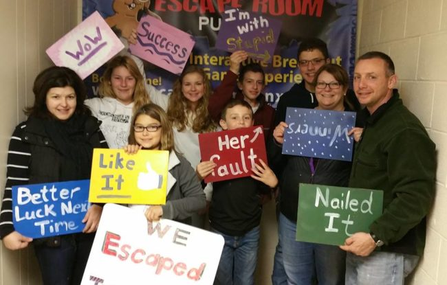 Escape Room Punxsy