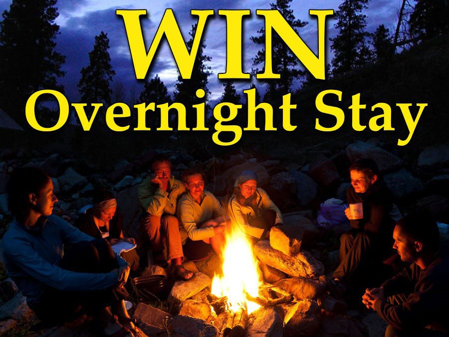 Great Outdoors Getaway Giveaway