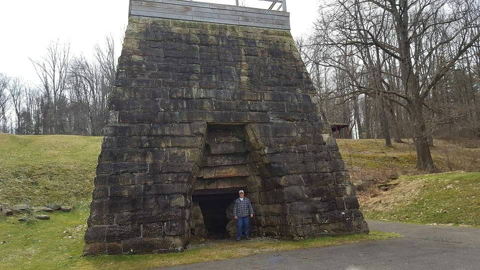 Helen Furnace: Clarion's Link to Its Industrial Past