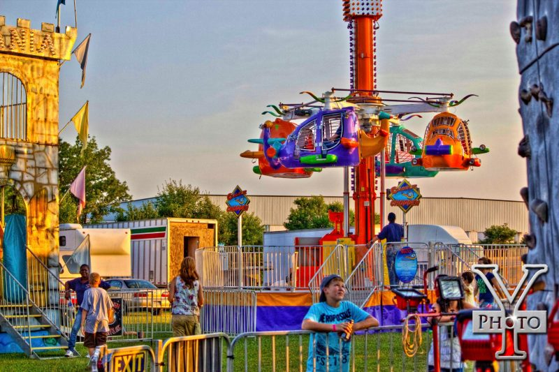 Jefferson County Fair rides KyleYates