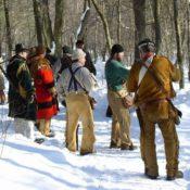 Jefferson County Longrifles Winter Rendezvous
