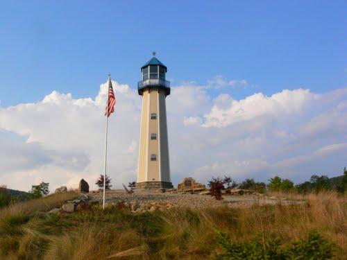 Sherman Memorial Lighthouse