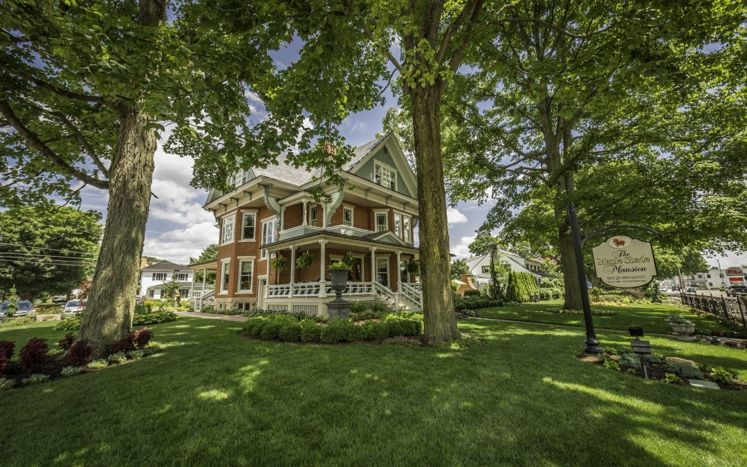Maple Shade Mansion Offers a Historic B&B Experience in Brockway
