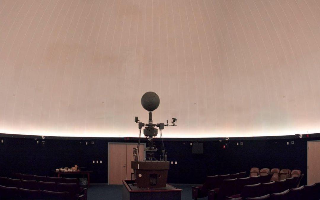 Explore the Night Skies at Clarion University's Peirce Planetarium