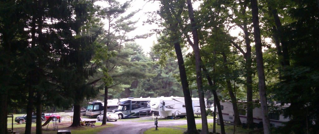 Rustic Acres Rv Resort And Campground Visiting The Pa