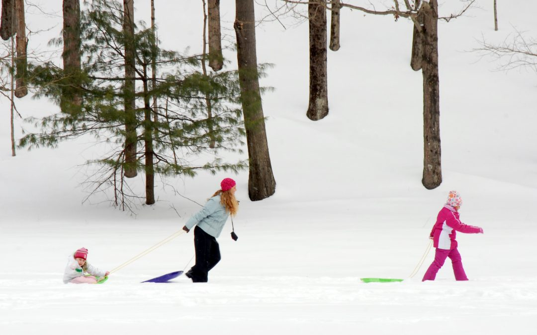 Capture Winter Fun in the Pennsylvania Great Outdoors and Win Cash