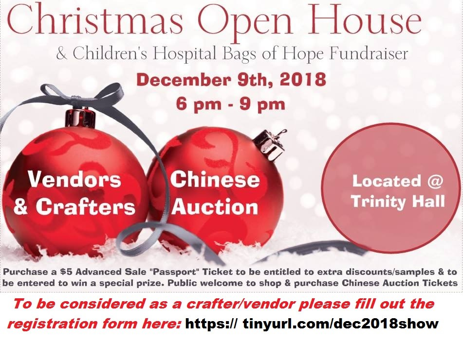 event details christmas open - Chinese Open On Christmas