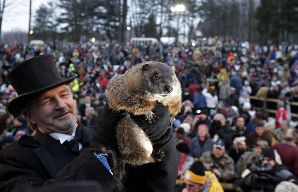 Punxsutawney's 132nd Groundhog Day Celebration